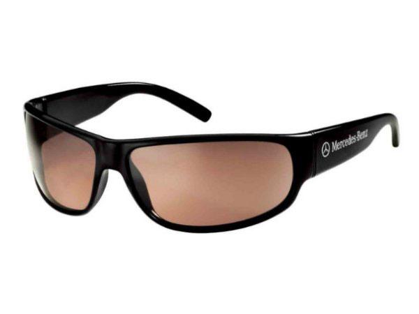 Genuine mercedes benz sunglasses black plastic for Mercedes benz sunglasses