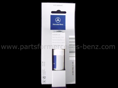 Mercedes arctic white touch up paint for Mercedes benz genuine polar white touch up paint code 149