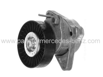 Mercedes clk 1997 2002 320 430 55 amg poly belt tensioner for Poly v belt for mercedes benz