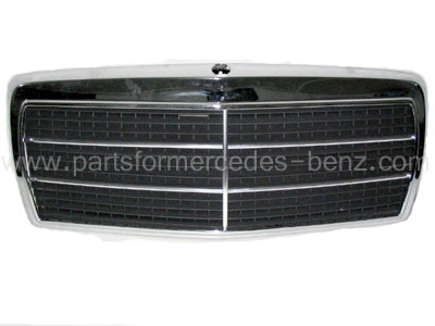 Mercedes 190 series 1982 1993 complete bonnet grille for High performance parts for mercedes benz