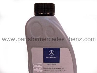 Mercedes power steering fluid 1 ltr brown for Mercedes benz power steering fluid