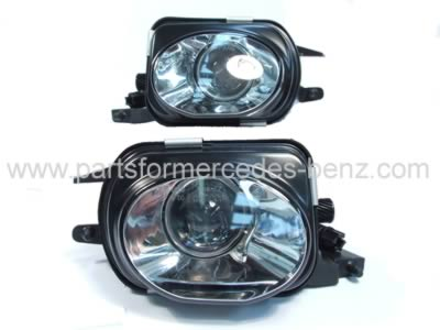W203 C Class 2005-2006 Fog Lamp Kit (Projector Style)