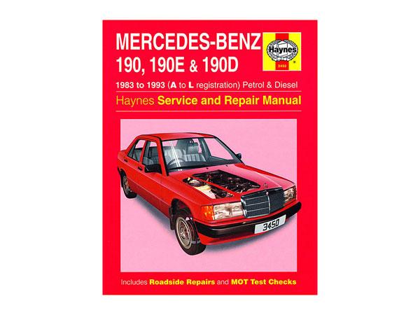 1993 Mercedes Benz 190e Parts