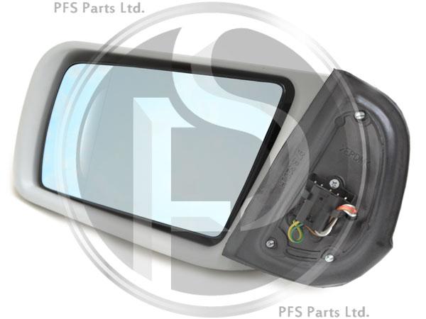 Mercedes ML Left Hand Wing Mirror Housing /& Glass 7 pin