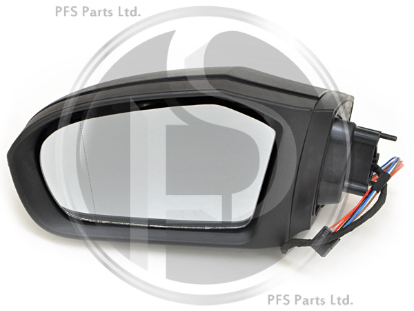 MERCEDES VITO 96-03 COMPLETE MIRROR WING MANUAL LEFT LH NEW