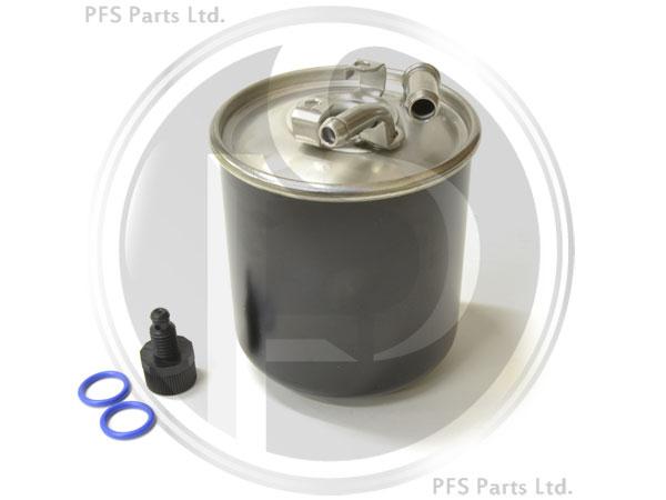 c219 cls (c219) 2005-2010 (320cdi/350cdi) fuel filter diesel [pfm906536]