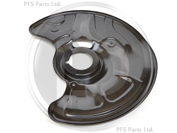 Genuine Part Mercedes Rear Brake Backing Plate LH C Class 203 models