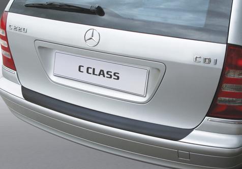 W203 C Class 2001 2007 Estate Rear Bumper Protector