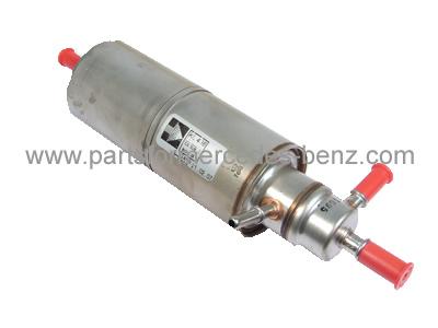 fuel filter on hyundai accent fuel pump w163 ml 1997-2004 (320/350/500) fuel filter (petrol)