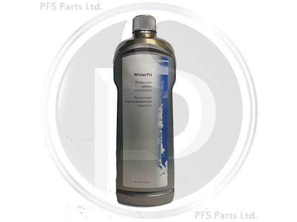 Mercedes Winter Windscreen Washer Fluid (1 Litre)